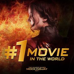 MOCKINGJAY PART 1 IS THE BEST!!! FUCK THE HATERS/CRITICS!! THIS MOVIE IS BEAUTIFUL, AMAZING AND MIND BLOWING