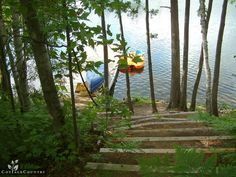cottage rental in Muskoka, Ontario