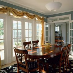 dining-room-contemporary-denver-accent-wall-baseboards-blue