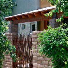 rebar welded gate