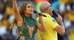 Jennifer Lopez Captivated Opening Ceremony With Her Dance Moves