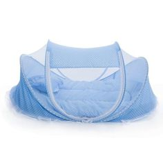 Baby Bedding Charitable Portable Folding Baby Sleeping Clean Bed Pad Sealed Mosquito Nets Baby Toy Crib Netting