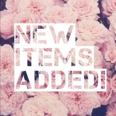 ✨ New items ladies! ✨ New items added ladies!!!!! amazing deals on quality name brand goods! Michael Kors Bags