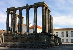 Portugal, Évora