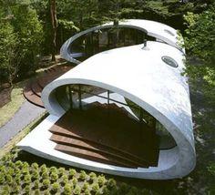 Blog75: Arquitetura orgânica...