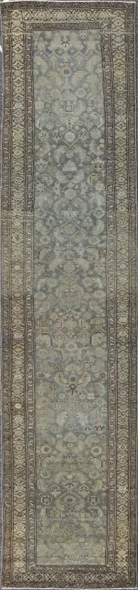 "KEIVAN WOVEN ARTS,   Type :Malayer Origin :Iran  Size : 3'4""x14'10""  Circa :1920"