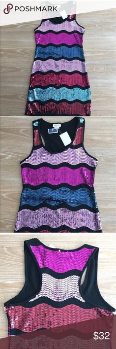 VEGAS SEQUIN PINK DRESS Condition: New with tags. No flaws, no rips, holes or stains. All sequins in perfect condition. Length: 33, bust: 15-18, stretches due to fabric type.   Smoke free home/Pet hair free No trades, No returns No modeling  Shipping next day. Beautiful package! I LOVE OFFERS, offer me! ALL ITEMS ARE OWNED BY ME. NOT FROM THRIFT STORES All transactions video recorded to ensure quality.  Ask all questions before buying #112 Dresses Mini