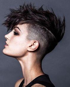 Corto de punta Cortes de pelo Y Peinados para Mujeres de 2018