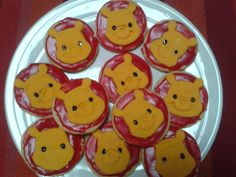 Delicious winnie the pooh biscuits at Yeesh! Fun Events, Kids Events, Kids Up, Gingerbread Cookies, Winnie The Pooh, Biscuits, Desserts, Food, Gingerbread Cupcakes