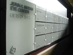 Moran Eye Center Donor Wall | Installations | 3form
