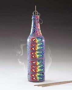 Incense Smoking Bottle