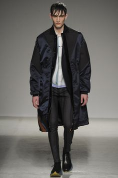 John Galliano menswear collection, autumn/winter 2014