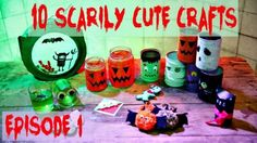 10 Scarily Cute Craf