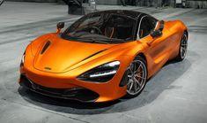 Bad-ass McLaren 720S