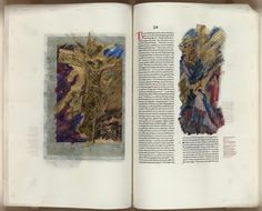 Online Exhibition - Illuminating the Word: The St. John's Bible | Exhibitions - Library of Congress