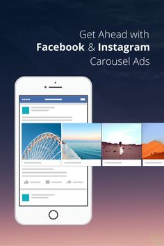 How to snatch a competitive advantage with Facebook and Instagram carousel ads