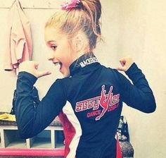 dance moms mackenzie ziegler xx love how excited she is about having her name on her jacket xx Mackenzie Ziegler Dance, Maddie And Mackenzie, Watch Dance Moms, Dance Moms Girls, Mom Outfits, Dance Outfits, Mack Z, Dance Mums, Show Dance