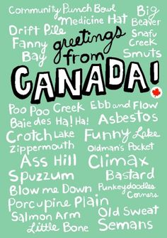 I spotted these Canada cool cards at Type Books on Queen St in TO. Torontonian Wendy Tancock illustrates cards featuring pop culture icons from the country's past including Pierre Trudeau, The Friendly Giant, Neil Young, and Relic from the Beachcombers. Canadian Facts, Canadian Culture, I Am Canadian, Canadian Girls, Canadian Artists, Amusement Park Rides, Canada Eh, Pub, True North