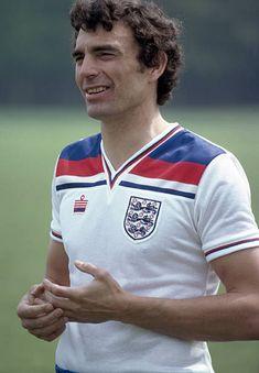 Trevor Brooking of England, circa May 1980.