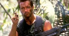 The Predator Is Ready for Reshoots, Is Schwarzenegger Making a Cameo? -- Shane Black's The Predator is heading back to Canada to for reshoots leading to speculation the Arnold Schwarzenegger might make an appearance. -- http://movieweb.com/predator-movie-2018-reshoots-canada-schwarzenegger-cameo/
