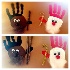 Here are 16 awesome ideas for diy Christmas decorations. Some of the material I got from a dollar tree store. Christmas Crafts, Christmas Decorations, Christmas Ornaments, Holiday Decor, Decoration Creche, St Martin, Theme Noel, Dollar Tree Store, Craft Work