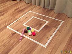 brincadeira rapida pra distrair as criancas - materiais