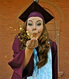 grad! Must have picture!