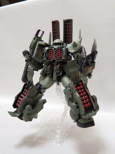 MG 1/100 Zaku II Ver. 2.0 - Custom Build - Gundam Kits Collection News and Reviews