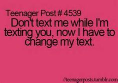 I hate thisssss! I happens all the time, especially when I am almost do]ne with a really long text!!!