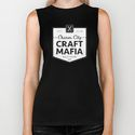 CCCM T-shirt Black and White Unisex V-Neck by TheBrokenPlate | Society6