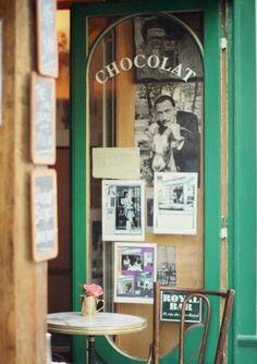Chocolatier #France #travel
