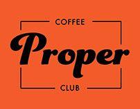 Coffee Subscription Design