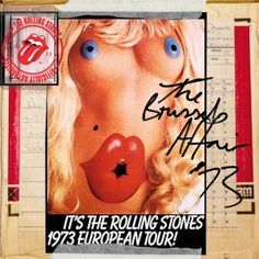 One of the Stones' greatest lost live albums, The Brussels Affair, was recorded 40 years ago this week.  Find out more about the album and the 1973 tour here: #BrusselsAffair40   http://www.stonesarchive.com/bootleg_years/1973/