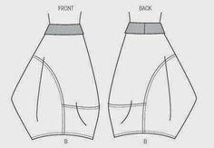 The Skirt: Vogue 9060
