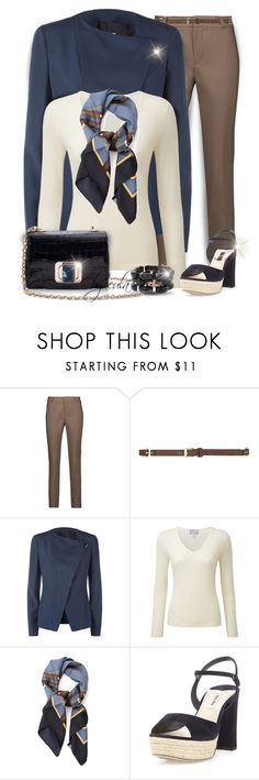 """Princesses Closet Raid @houston555-396"" by eula-eldridge-tolliver ❤ liked on Polyvore featuring Raoul, Dorothy Perkins, Armani Collezioni, Pure Collection, Gucci, Miu Miu and Federica Rettore"