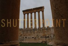 Mysterious Colossal Ruins of Baalbek, Lebanon photo - ShutterPoint Photography