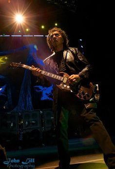 Tony in Santiago de Chile...