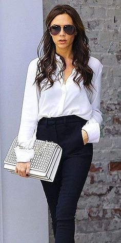 Black and White Trend | Women's Fashion