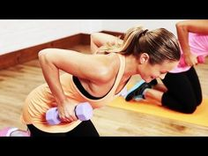10 Minute Abs and Core Workout Without Crunches | Class FitSugar - YouTube