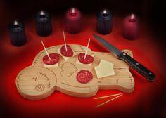 Fred & Friends - The Voodoo Cutting Board! :D Love it!