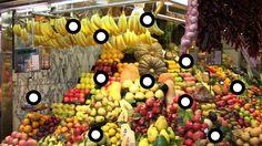 Fruit liedjes (Ned. en Engels) en stop motion animaties by Rianne Hofma