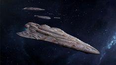ArtStation - Star Wars Armada, Darren Tan