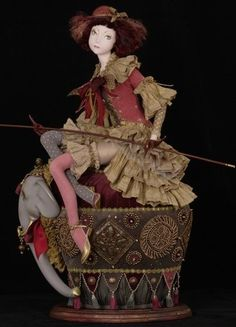 Dolls are cool. We present to you know dollmake Tamara Pivnyuk from Kiev, Ukraine. Pivnyuk, check out her website here. Paper Dolls, Art Dolls, Dolls Dolls, Bjd, Puppetry Arts, Plastic Art, Thing 1, Doll Costume, Costumes