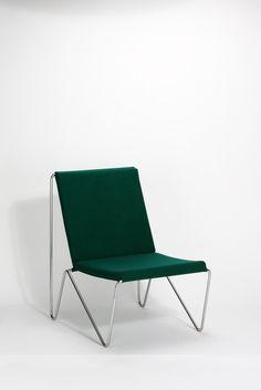 Verner Panton . bachelor chair, 1955, pin maudjesstyling