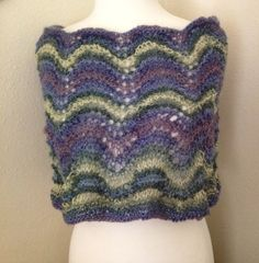 Womens Shrug Cozy Bolero Shawl  Ladys Young Women by RocknHotdog, $22.00
