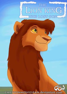 Kopa, The Lost Son,-colored-version- by Cartoonmoviesfan on DeviantArt The Lion King 1994, Lion King 2, Lion King Movie, Le Roi Lion Disney, Disney Lion King, Disney Art, Lion King Story, Lion King Fan Art, King Art