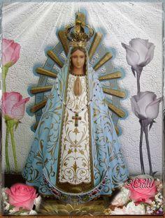 VIRGEN MARÍA, RUEGA POR NOSOTROS : NUESTRA SEÑORA DE LUJÁN, ADVOCACIÓN MARIANA, 8 DE ...