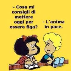 Mafalda docet