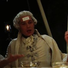 GIF: Tommy as Raumont - Marie Antoinette (2006) / TH0025A