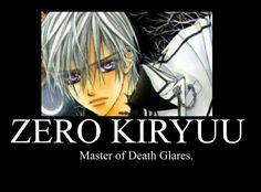 Vampire Knight Motivational 2 by on deviantART I Love Anime, Me Me Me Anime, Anime Guys, Manga Anime, Vampire Knight Funny, Yuki And Zero, Matsuri Hino, Anime Shows, Sword Art Online